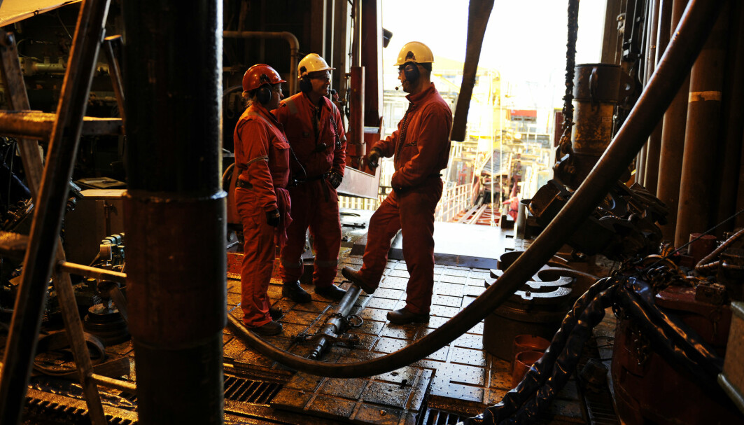 Workers in the oil- and gas industry feel enviromentalists don't care about their jobs, and have little faith in the theoretical green jobs of the future.