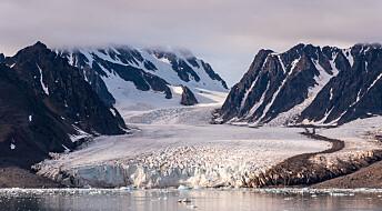 Almost 40 glaciers on Svalbard have woken up
