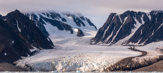 Almost 40 glaciers on Svalbard have woken up