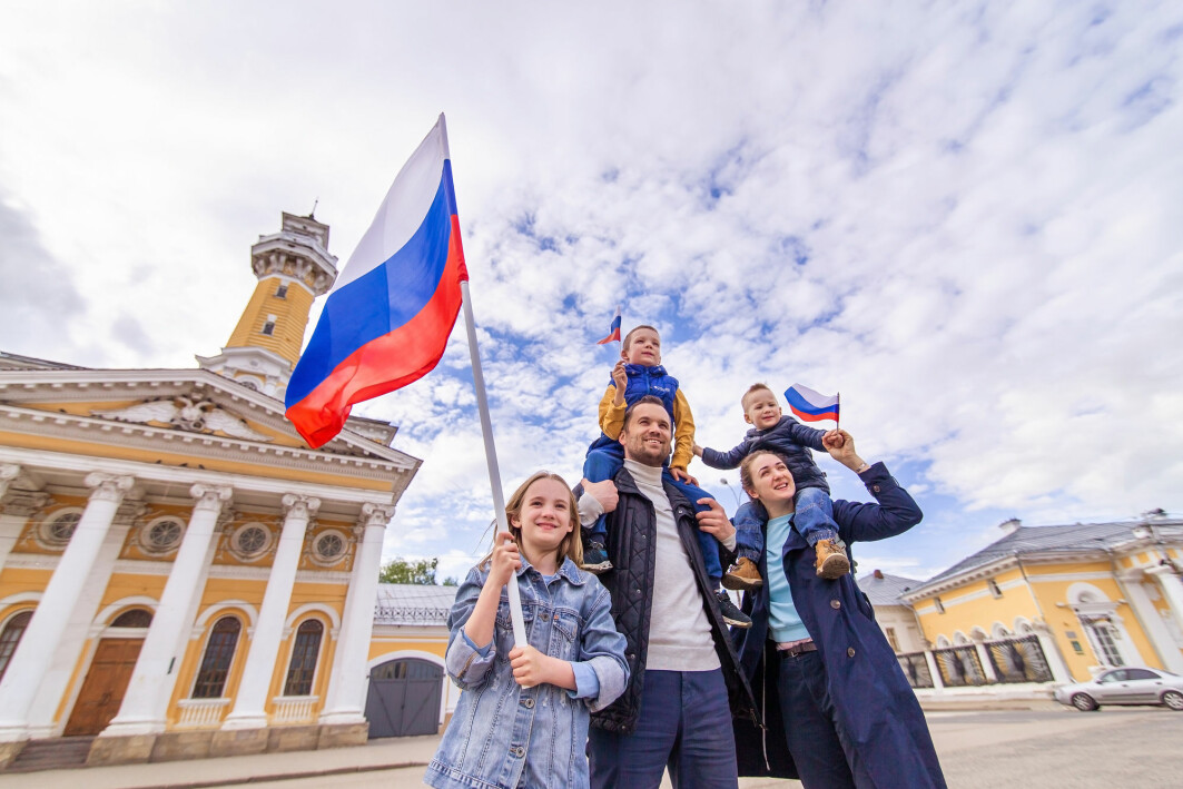 According to researcher Jørn Holm-Hansen, there are limits to what people in Poland and Russia will accept from the national conservative narrative about the family as the perfect idyll and the foundational building block within a harmonious national state.