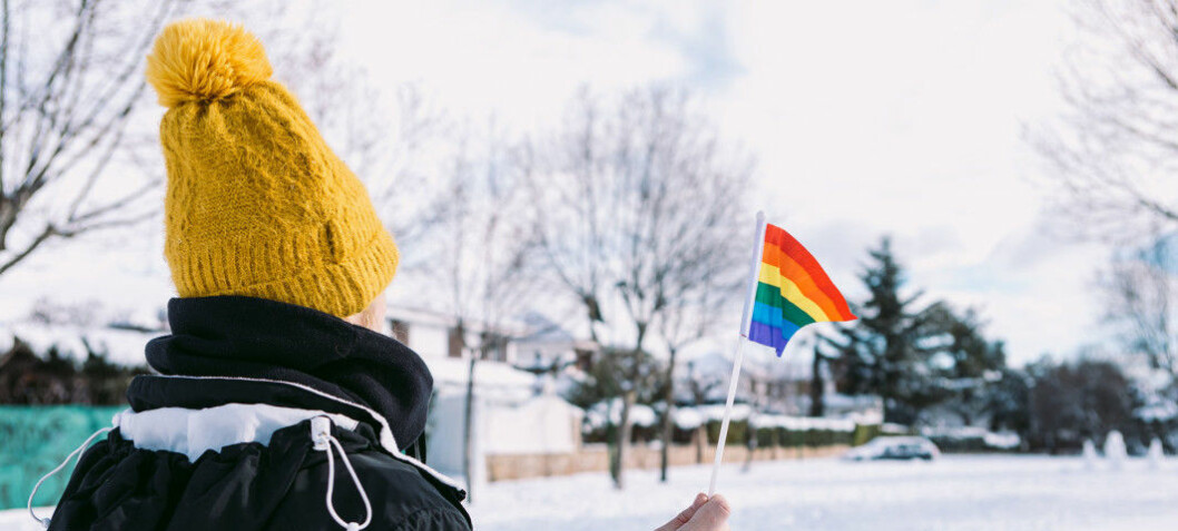 LGB-people in Norway are less happy with their lives than the general population