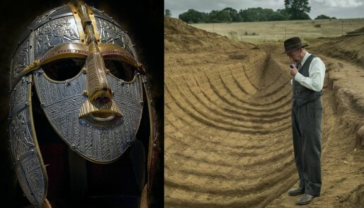 Does the story of Beowolf explain the Oseberg, Gjellestad and Sutton Hoo ships?
