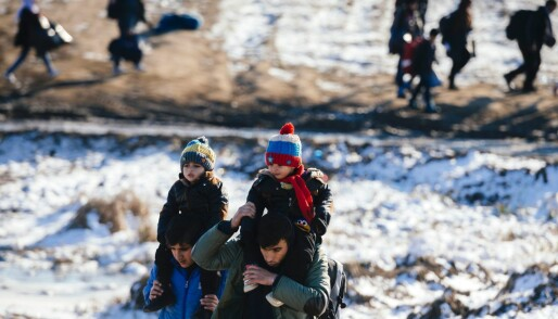How the Syrian war affected Norway and Sweden