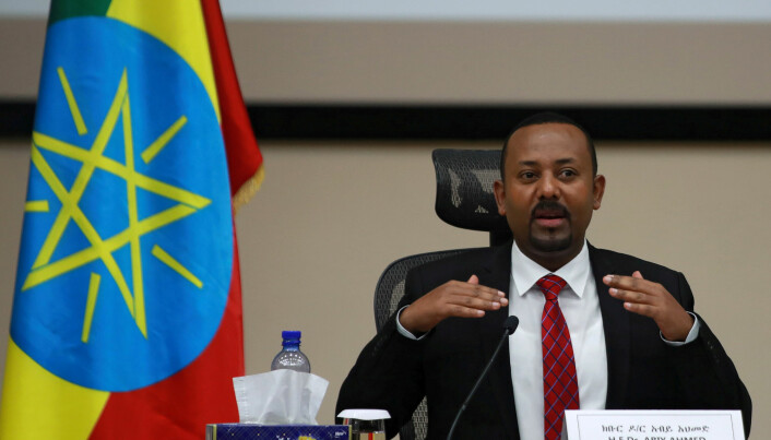Ethiopia's Prime Minister Abiy Ahmed tweeted that Ethiopians abroad should hit back at critics of the country.