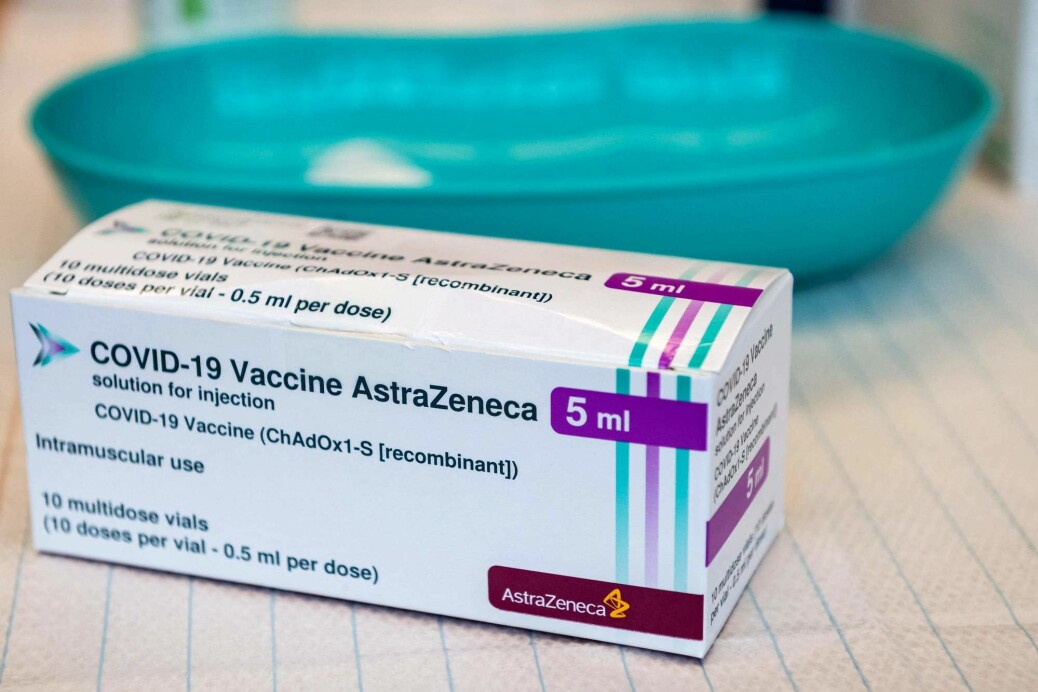 EU's drug regulator backs the AstraZeneca vaccine, calling it