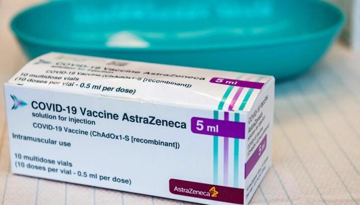 EU's drug regulator backs the AstraZeneca vaccine, calling it