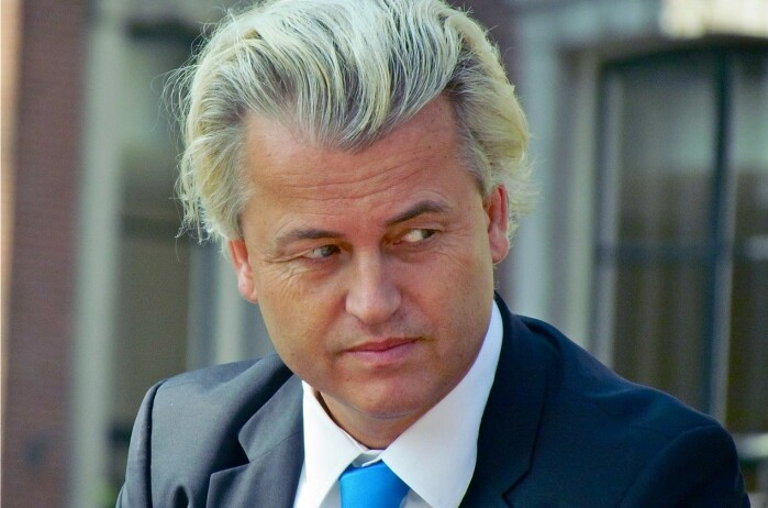 Geert Wilders, the stable actor of the Dutch far right.