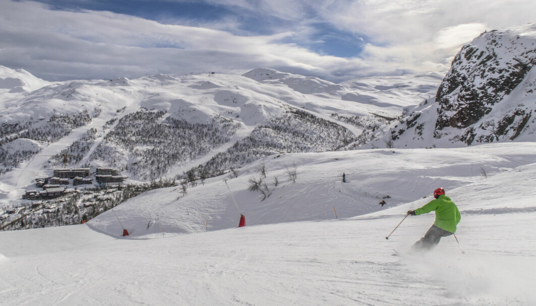 Due to global warming the length of the ski season will decrease with approximately one month in Norway – even in a low emission scenario.