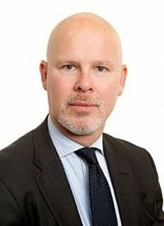 Audun Halvorsen is State Secretary in the Norwegian Ministry of Foreign Affairs (UD).