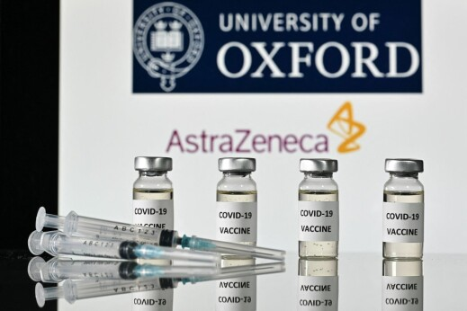 People vaccinated with AstraZeneca reported mild bleeding episodes significantly more often than those who got an mRNA vaccine