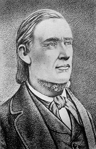 Hans Nielsen Hauge was a Norwegian lay preacher. His followers were called Haugeans. He was born on April 3, 1771 and died on March 29, 1824.