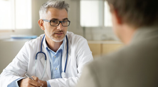 Fewer and fewer men want to become doctors