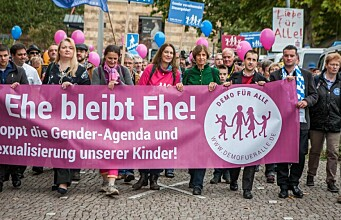 Kinder, Kirche and Küche - Gender and family rhetoric of the German far right