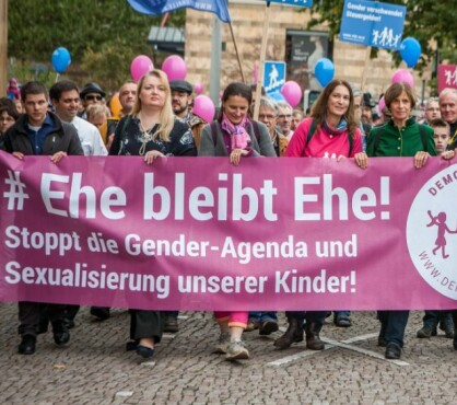 Gender and family rhetoric of the German far right
