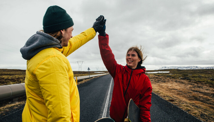In Iceland, almost half of the young people think that Norwegian is easy to understand.