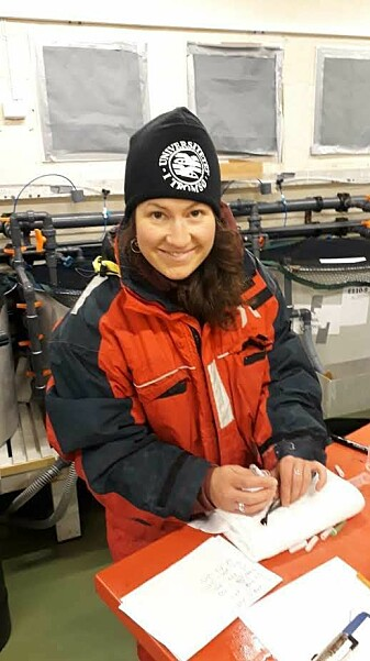Morgan Lizabeth Bender is a PhD candidate in the Department of Arctic and Marine Biology at UiT Norway's Arctic University.