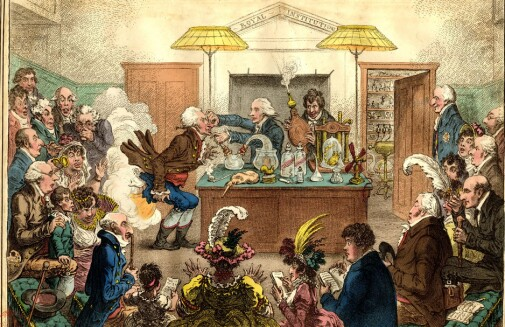 Research fraud is nothing new: Here's how scientists manipulated data in the 1800s