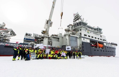 In the footsteps of Nansen
