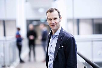 Beyonder's founder and general manager Svein Kvernstuen.