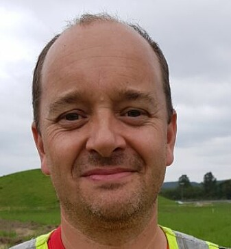 Cristian Løchsen Rødsrud has been an archaeologist for 20 years. He is currently the project manager of the Gjellestadship dig, the first Viking ship excavation in Norway in 100 years.