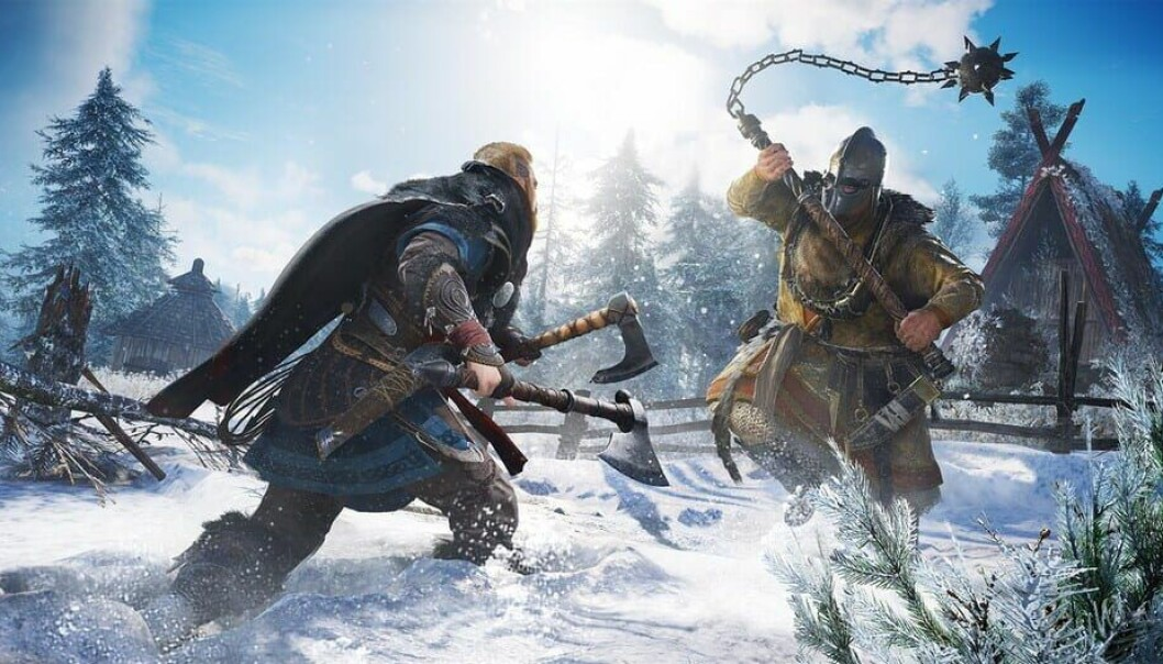 In the first version of the Viking version of Assassin's Creed, players were forced to watch the end of every killing in a sequence controlled by the computer, there was no option to switch this off but merely to reduce the amount of blood and the level of gory detail. This was changed in an updated version this April.