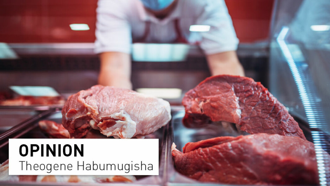 There is a need of simplified guides to inspire consumers to reduce their meat consumption, writes Theogene Habumugisha.