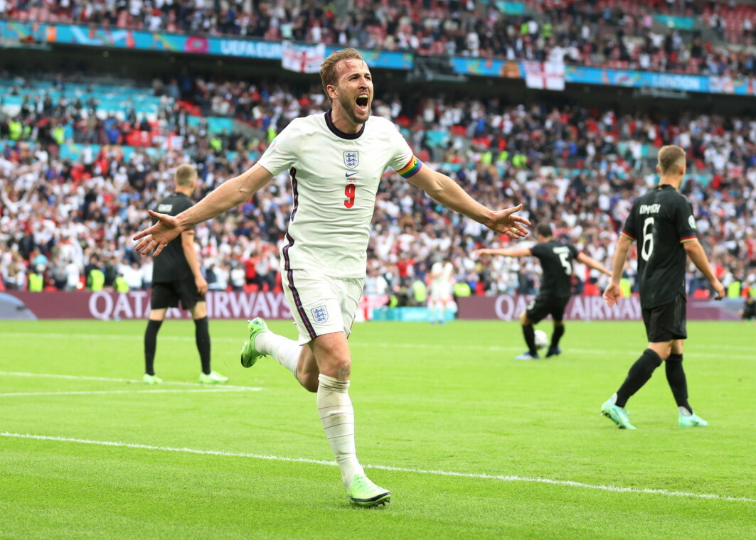 Harry Kane may be able to rejoice over a championship trophy for the first time since Bobby Moore received the World Cup Trophy 55 years ago, also that time at Wembley.
