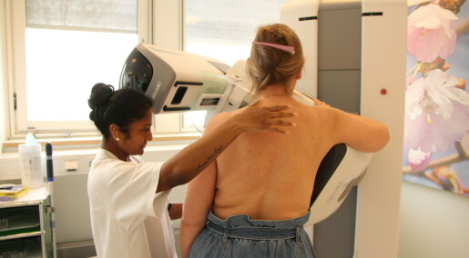 High hopes for new screening technology after breast cancer don't pan out