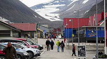 Longyearbyen with 2400 residents releases as much microfiber into the ocean as Vancouver