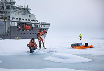 Aliens in the Arctic?