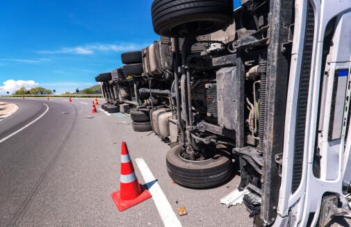 More than twice as dangerous as Norwegian professional drivers