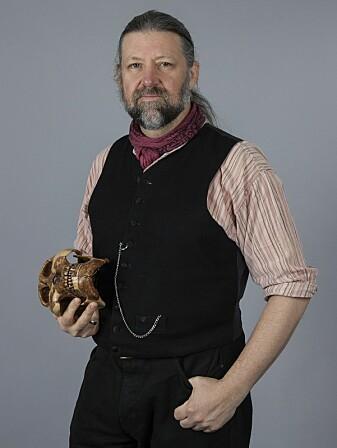 Petter Bøckman