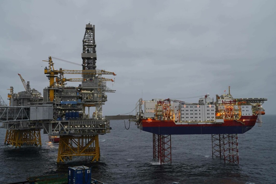 The Johan Sverdrup oil field is Norway's most recent oil platform, with production commencing in 2019. In 2020, it accounted for 24 per cent of Norwegian oil extraction.