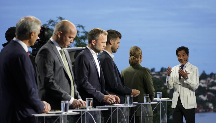 An unpublished report commissioned by the Norwegian oil association was held up as evidence in a televised political debate by show host Fredrik Solvang, creating an aftermath of debate about whether or not this was appropriate.