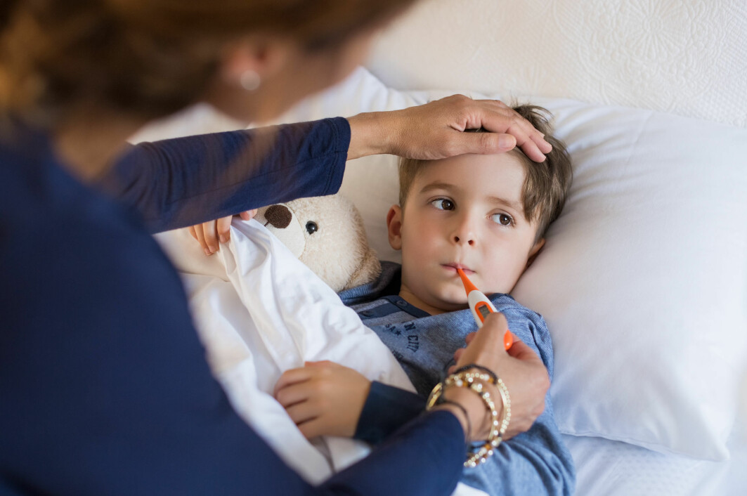 The coronavirus may not disappear completely, but could infect children who haven't yet had the virus or haven't been vaccinated.