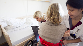 Eldercare workers feel invisible and underappreciated