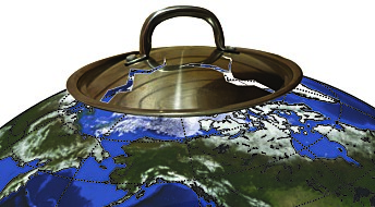 Cracks in the cooking pot lid