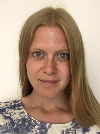Ina Marie Christiansen studies alternative models for home purchases.