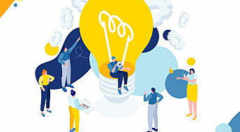 The less a manager interferes in idea development, the better