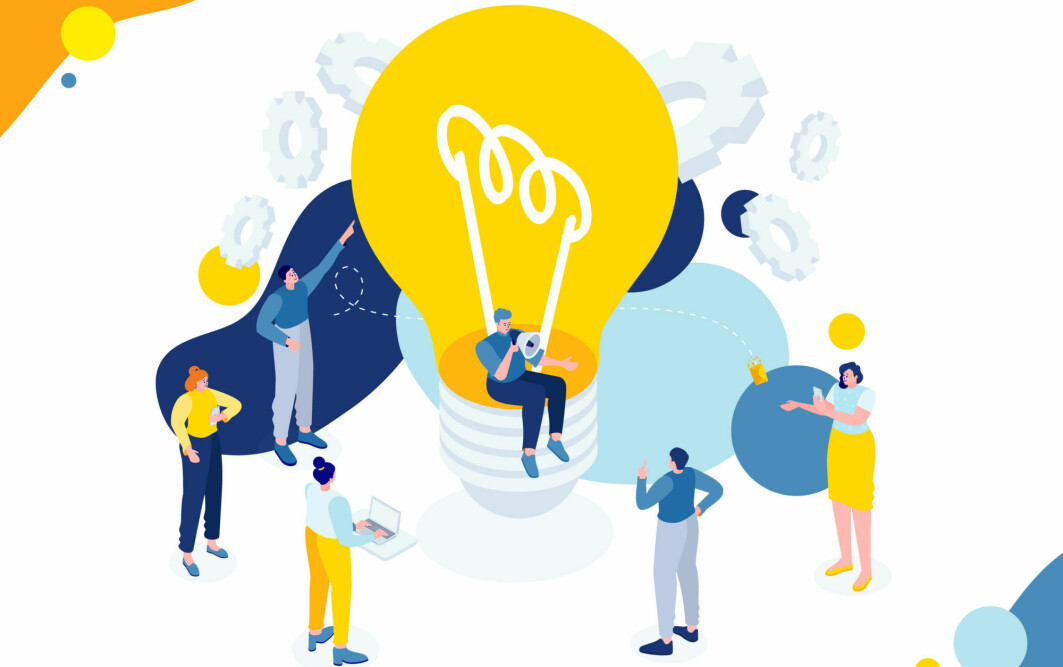 Resarchers investigated the evolvement of 15 ideas in small and large companies. The goal was to understand why some succeed and others do not.