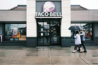 Taco Bell has been important in making the taco popular in the United States.