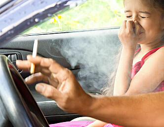 Girls exposed to second-hand smoke have increased risk of breast cancer as adults