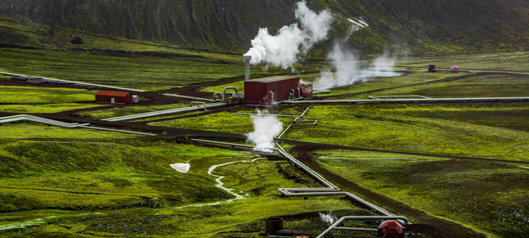Geothermal heat can give the world energy, but it's expensive