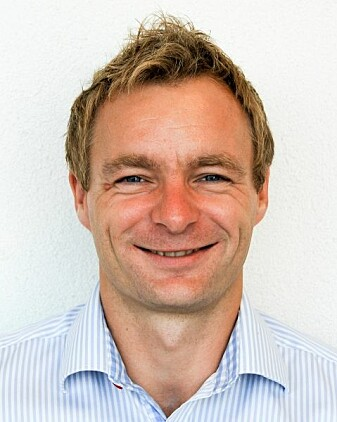 Brain researcher Anders Martin Fjell was not surprised that education is not that important for the brain's aging processes.
